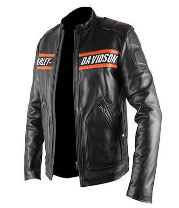 Bill Goldberg Leather Jacket WWE