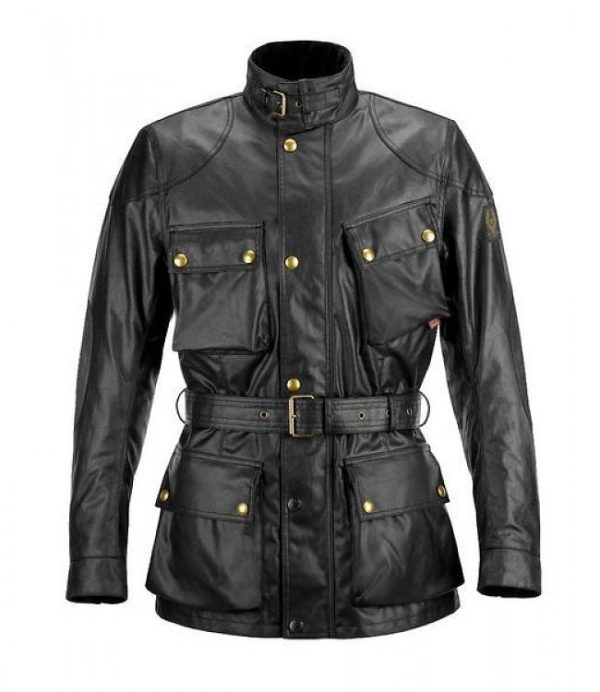 Belstaff Roadmaster Leather Jacket