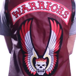 Warriors Vest Leather movie costume