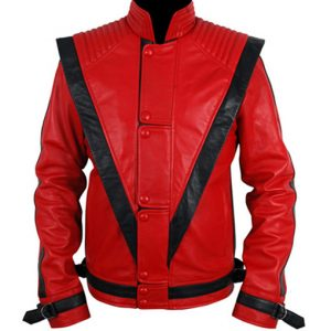 Thriller Leather Jacket