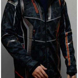 tony stark infinity war jacket