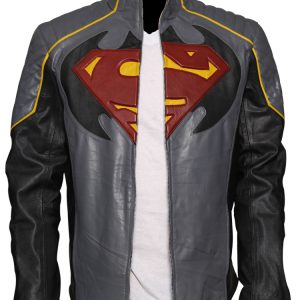 Batman Vs Superman Jacket Leather