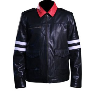 alex mercer jacket prototype leather