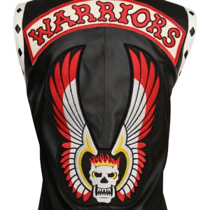 black warriors vest