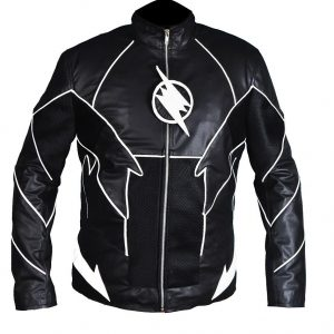 The flash zoom jacket leather