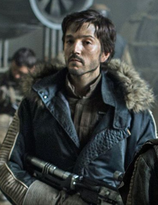 captain cassian andor jacket fur parka