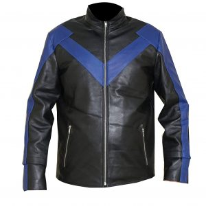 nightwing jacket costume