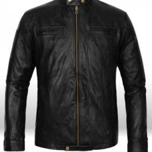 Zac Efron 17 Again Leather Jacket