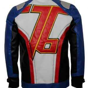 overwatch soldier 76 leather jacket