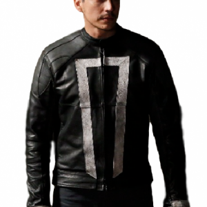 Ghost Rider Jacket motorcycle Leather Robbie Reyes