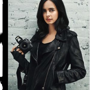 Jessica Jones Leather jacket krysten ritter