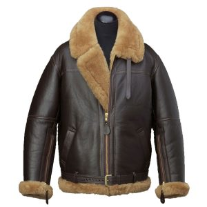 Arthur Curry Jacket Leather Coat Aquaman