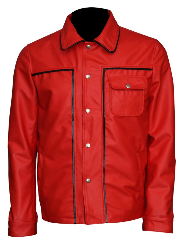 Elvis Presley Red Jacket