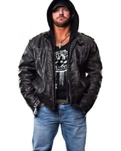 AJ Styles Jacket Leather