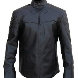 batman motorcycle jacket leather