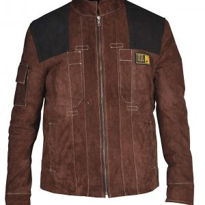Han Solo Jacket leather