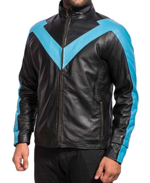 nightwing costume jacket