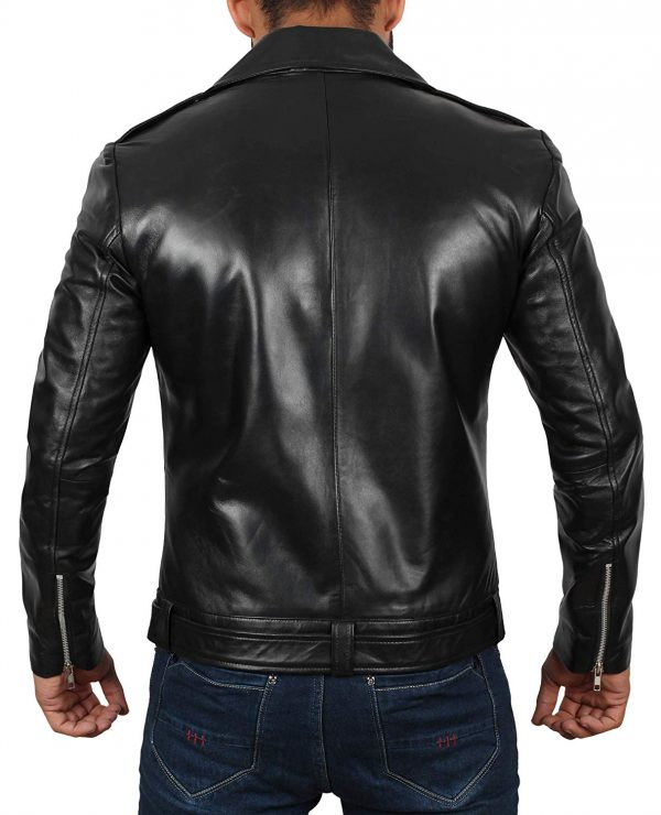 Brandon Flowers Leather Jacket